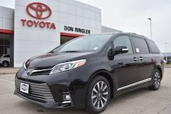 New 2019 Toyota Sienna Limited Premium 7 Passenger Van for sale in Temple TX