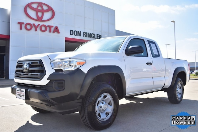 Used 2019 Toyota Tacoma SR Truck for sale in Temple, TX