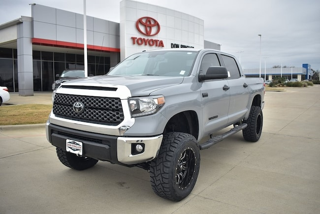 New 2019 Toyota Tundra Sr5 5 7l V8 W Ffv Special Edition For Sale In