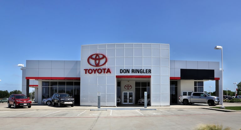 Bob Johnson Chevrolet >> Don Ringler Toyota Toyota Dealership Temple Tx Serving