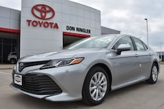 New 2019 Toyota Camry LE Sedan for sale in Temple TX