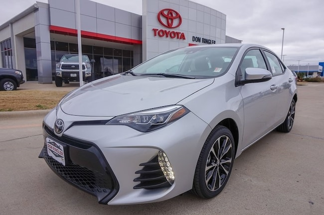 New 2019 Toyota Corolla Se For Sale In Temple Tx Vin