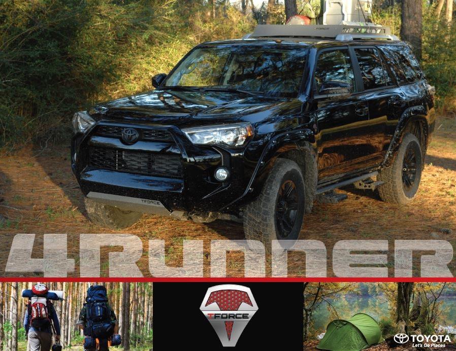 4runner T Force Don Ringler Toyota