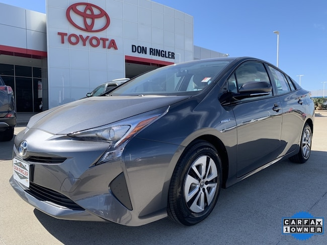 Used 2016 Toyota Prius Three Hatchback for sale in Temple, TX
