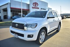 New 2019 Toyota Sequoia SR5 SUV for sale in Temple TX