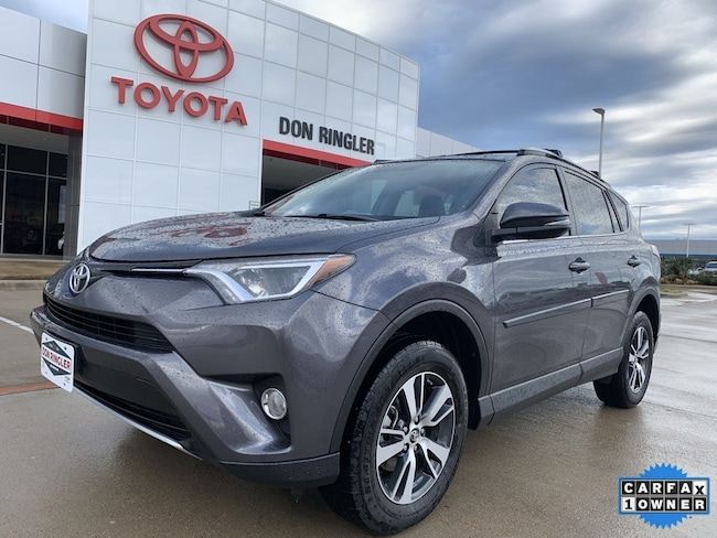 Used 2016 Toyota RAV4 XLE SUV for sale in Temple, TX