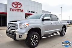 Used 2017 Toyota Tundra Limited Truck for sale in Temple TX