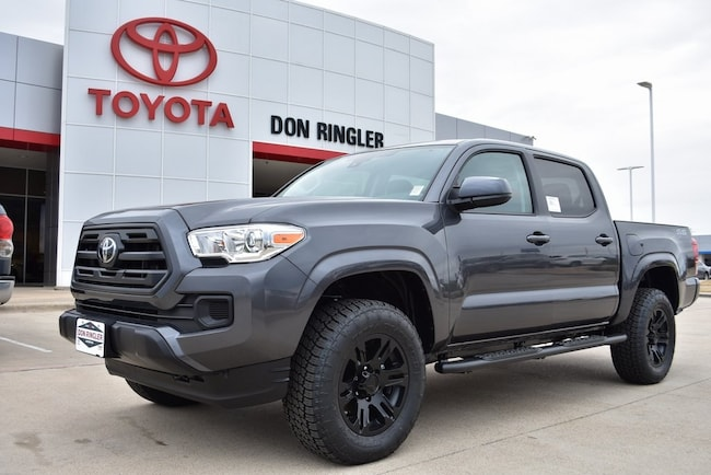 New 2019 Toyota Tacoma SR Special Edition Truck Double Cab for sale in Temple, TX