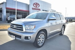 Pre-owned 2015 Toyota Sequoia Limited SUV for sale in Temple TX
