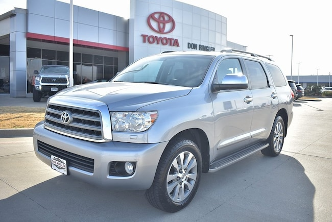 Used 2015 Toyota Sequoia Limited SUV Killeen, TX