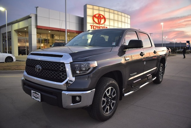 New 2019 Toyota Tundra SR5 5.7L V8 Truck CrewMax for sale in Temple, TX