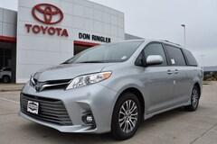 New 2019 Toyota Sienna SE 8 Passenger Van for sale in Temple TX