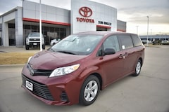 New 2019 Toyota Sienna L 7 Passenger Van for sale in Temple TX