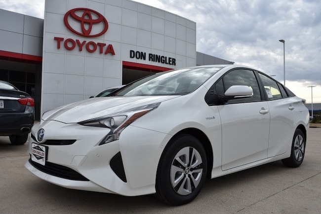 New 2018 Toyota Prius Two Hatchback for sale in Temple, TX