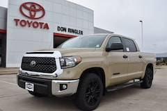 New 2019 Toyota Tundra SR5 4.6L V8 Special Edition Truck CrewMax for sale in Temple TX