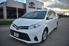 New 2019 Toyota Sienna LE 8 Passenger Van for sale in Temple TX