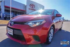 Certified Pre-Owned 2014 Toyota Corolla LE Sedan for sale in Temple TX