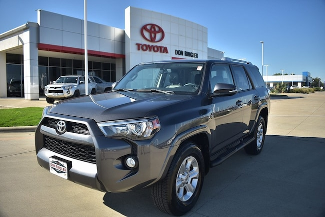 New 2019 Toyota 4Runner SR5 SUV Killeen, TX