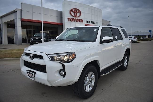 New 2019 Toyota 4Runner SR5 Premium SUV Killeen, TX
