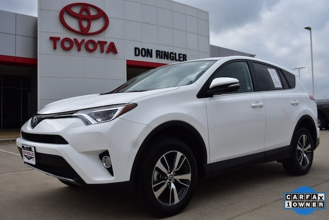 Used 2018 Toyota RAV4 XLE SUV for sale in Temple, TX