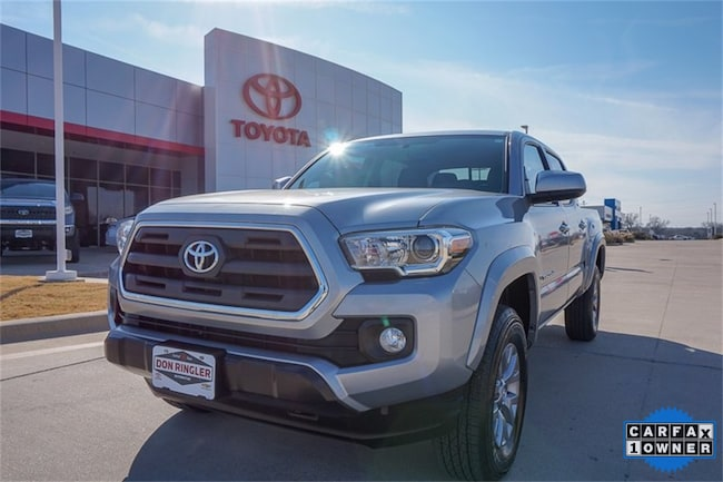 Certified 2017 Toyota Tacoma SR5 Truck for sale in Temple, TX