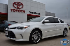 Certified Pre-Owned 2017 Toyota Avalon Limited Sedan for sale in Temple TX