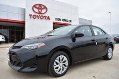 New 2019 Toyota Corolla LE Sedan for sale in Temple TX