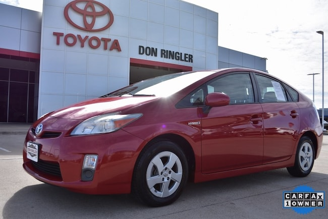 Used 2011 Toyota Prius Two Hatchback for sale in Temple, TX