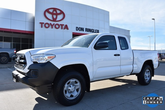 Used 2016 Toyota Tacoma SR Truck for sale in Temple, TX