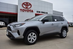 New 2019 Toyota RAV4 LE SUV for sale in Temple TX