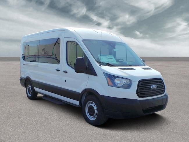 8ef3159a3f 2019 Ford Transit Passenger Wagon XL T-350 148 Med Roof XL Sliding RH Dr