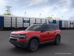 2021 Ford Bronco Sport Badlands Badlands 4x4