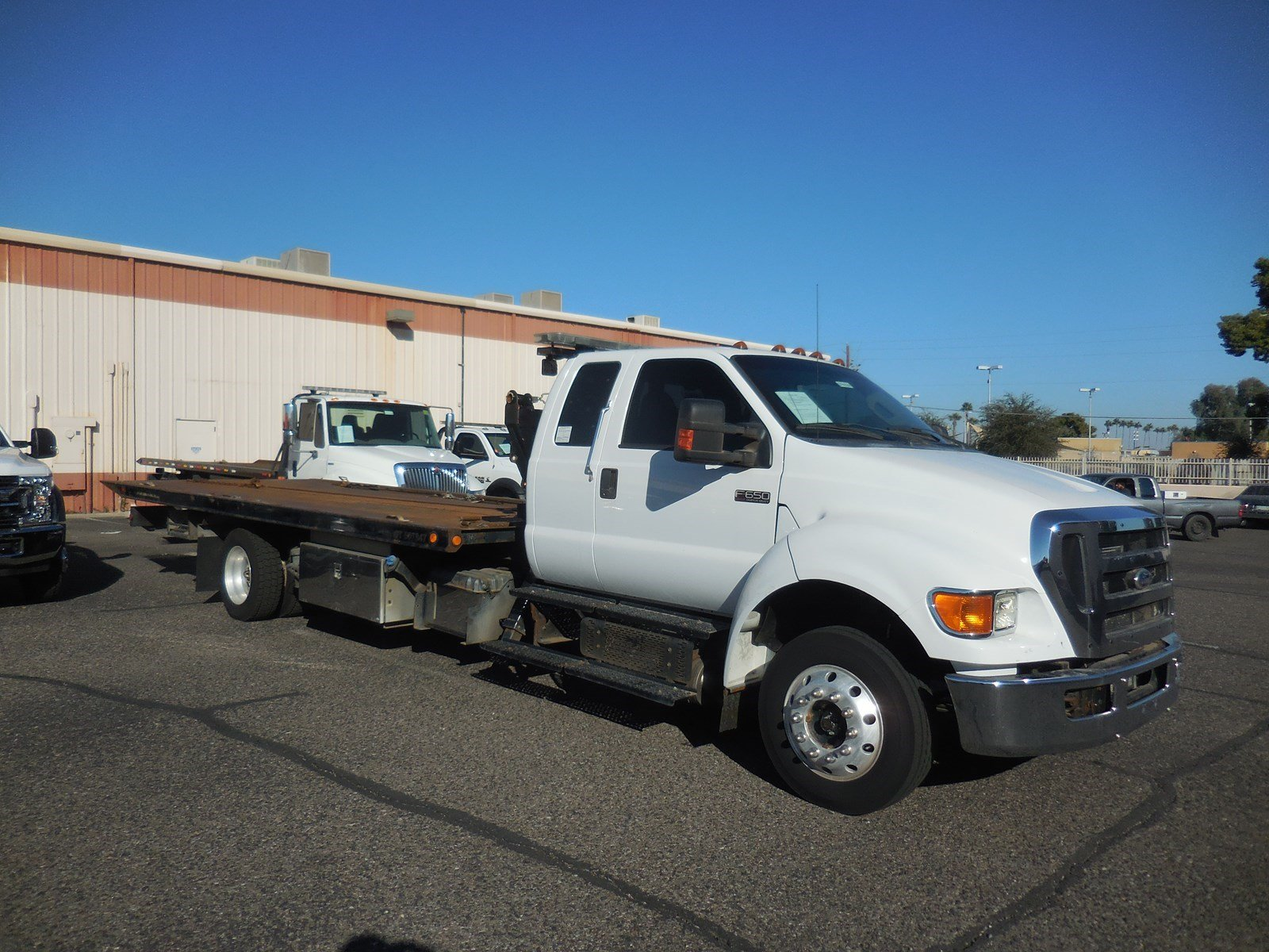 2012 Ford TOW Truck SUPER CAB