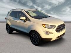 2018 Ford EcoSport Titanium Titanium FWD