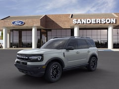2021 Ford Bronco Sport Outer Banks Outer Banks 4x4