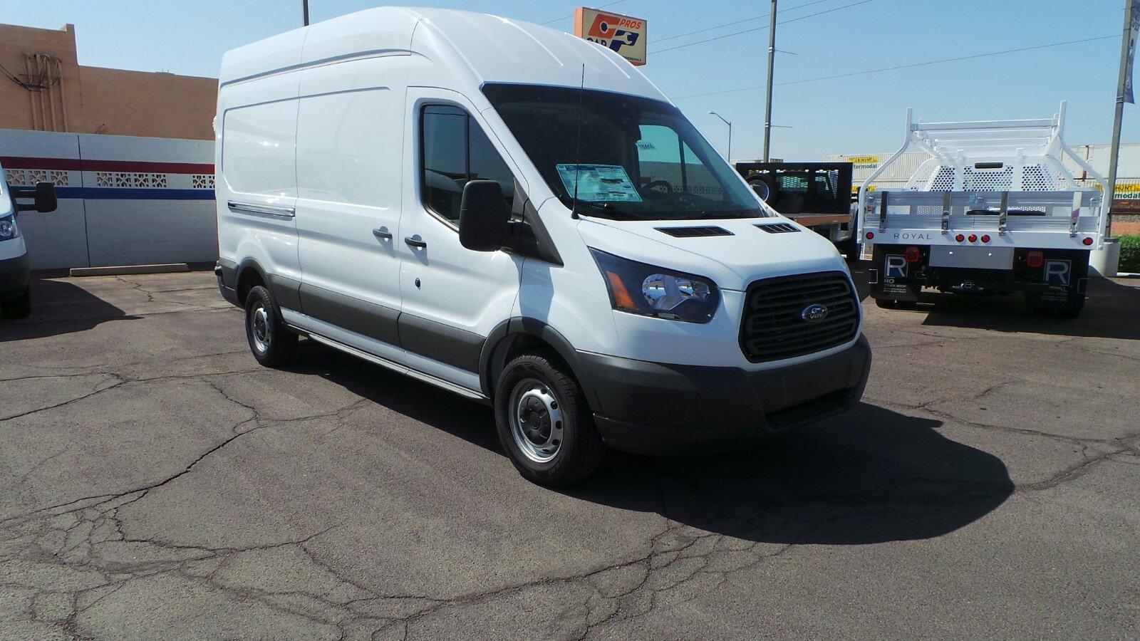 2018 Ford Transit Van T-350 148 Hi Rf 9500 GVWR Sliding RH Dr