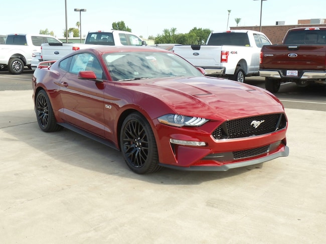 2018 Ford Mustang GT Premium GT Premium Fastback
