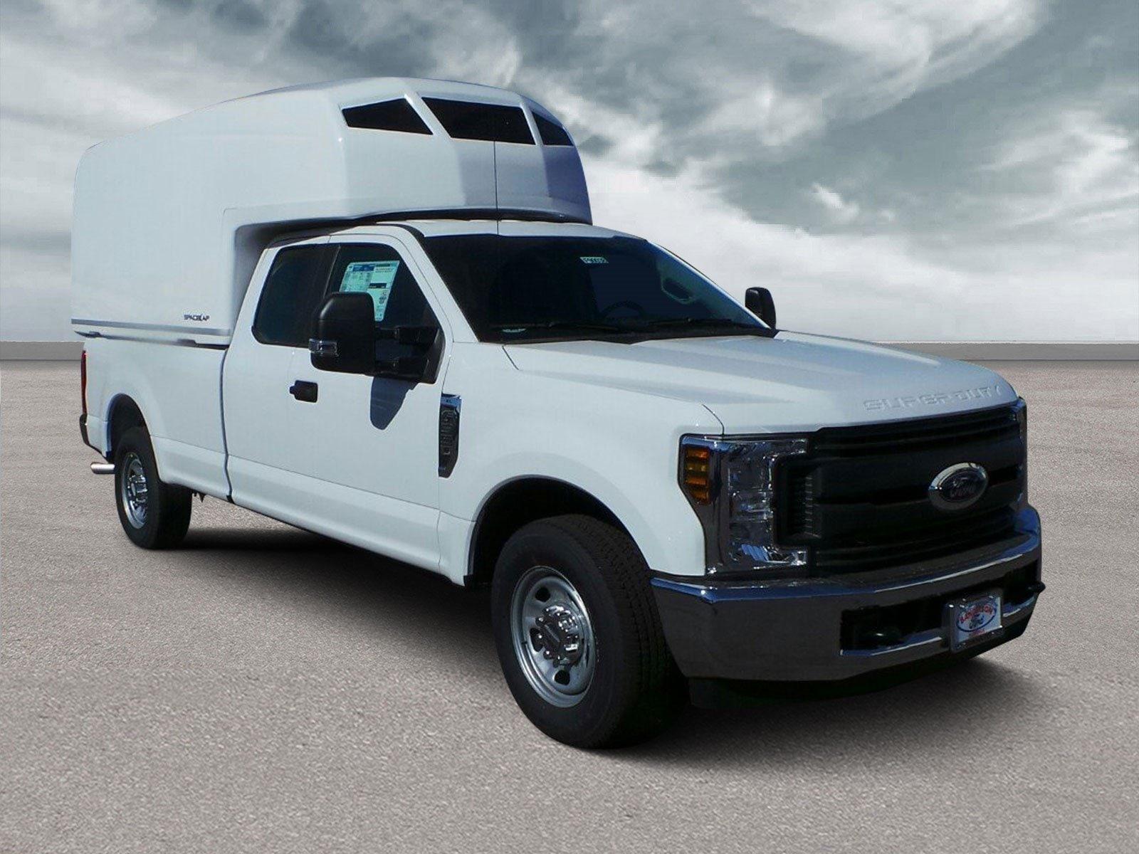 2019 Ford Super Duty F-350 SRW XL XL 2WD SuperCab 8 Box