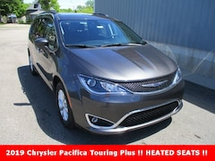 New 2019 Chrysler Pacifica TOURING PLUS Passenger Van 2C4RC1FG4KR710536 for sale in cadillac mi