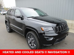 new 2021 Jeep Grand Cherokee 80TH ANNIVERSARY 4X4 Sport Utility for sale