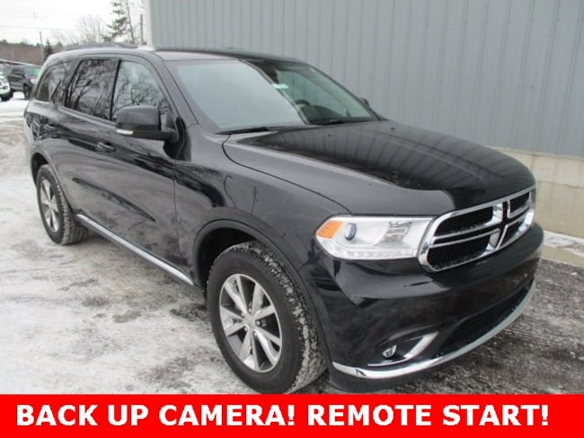 Used 2016 Dodge Durango Limited SUV in Cadillac, MI