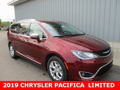 New 2019 Chrysler Pacifica LIMITED Passenger Van 2C4RC1GG8KR710537 for sale in cadillac mi