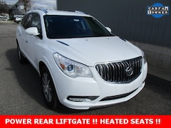 Used 2017 Buick Enclave Leather Group SUV 5GAKVBKD7HJ263664 for sale in cadillac mi