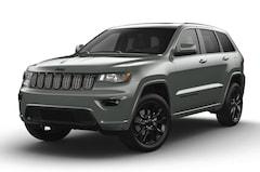 new 2021 Jeep Grand Cherokee LAREDO X 4X4 Sport Utility for sale in cadillac mi