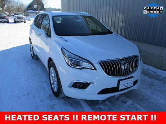 Used 2018 Buick Envision Essence SUV in Cadillac, MI
