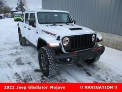 new 2021 Jeep Gladiator MOJAVE 4X4 Crew Cab for sale