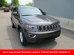New 2019 Jeep Grand Cherokee LAREDO E 4X4 Sport Utility 1C4RJFAG4KC793923 for sale in cadillac mi