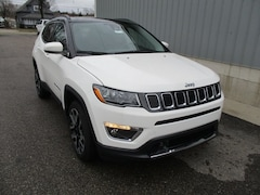 New 2019 Jeep Compass LIMITED 4X4 Sport Utility 3C4NJDCB5KT647491 for sale in cadillac mi