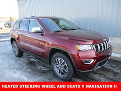 new 2021 Jeep Grand Cherokee LIMITED 4X4 Sport Utility for sale in cadillac mi