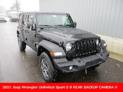 new 2021 Jeep Wrangler UNLIMITED SPORT S 4X4 Sport Utility for sale